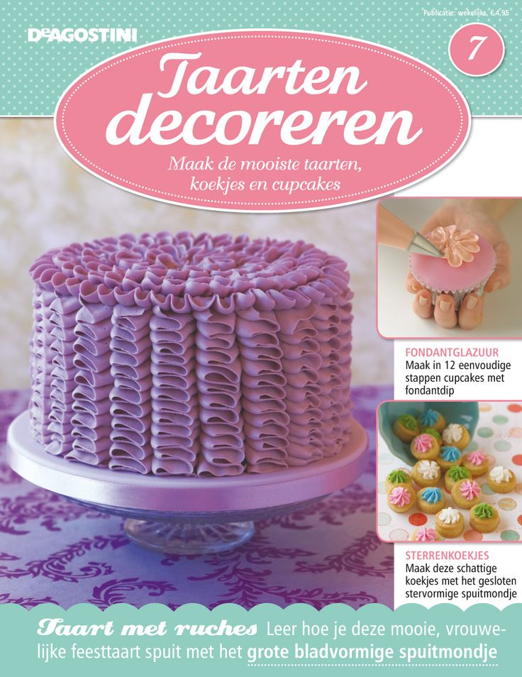Taarten Decoreren issue 7