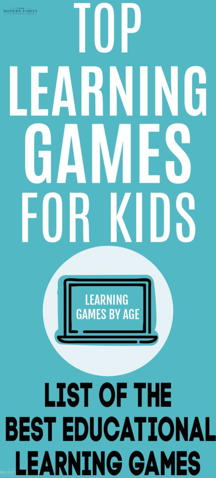 The Very Best Online Educational Games For Kids Educational