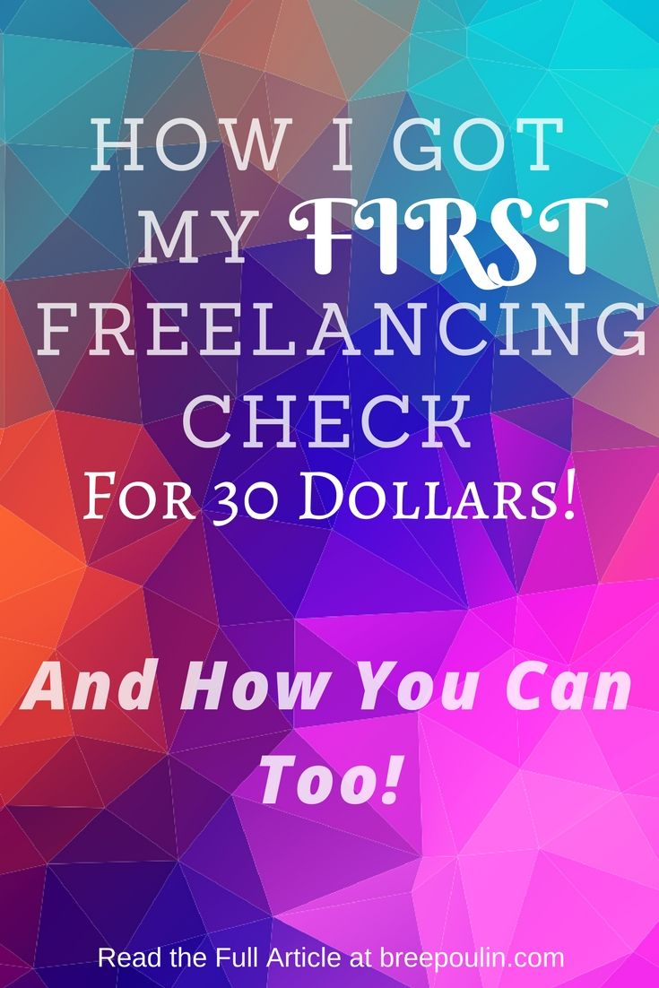 How I Started Freelance Writing And Blogging With The Help Of The