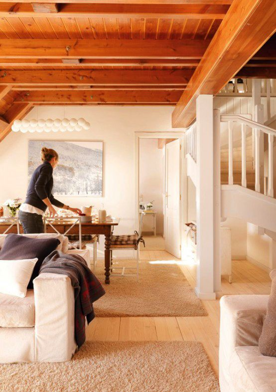 How to Renovation House With  Modern Wood In The Decorating 4