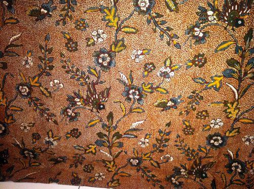 Batik tulis dari Kebumen, Jawa Tengah