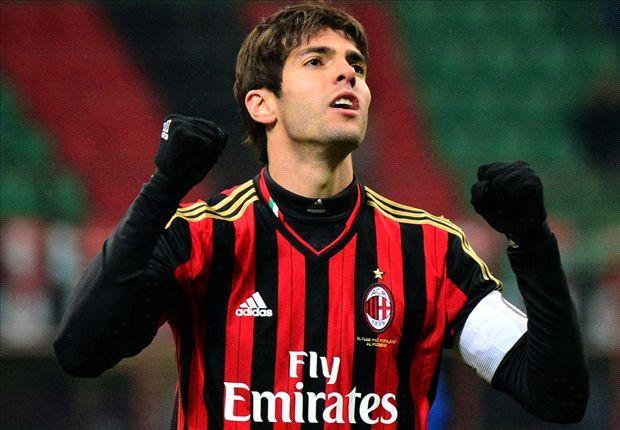 Berita Bola Kaka Resmi Tinggalkan AC Milan