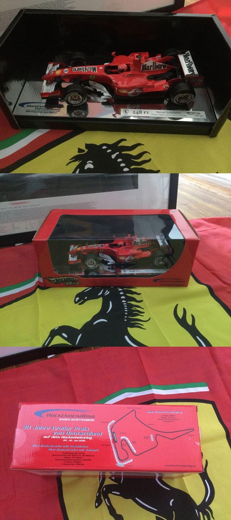 Formula 1 Cars 180270: Michael Schumacher Marlboro 248 F1 2006 Hockenheimring Hot Wheels Racing Car -> BUY IT NOW ONLY: $149.99 on eBay!