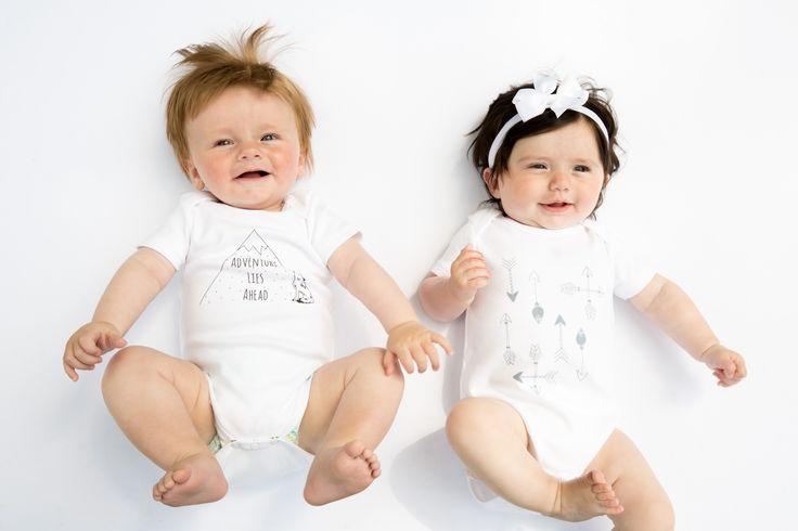 'Adventure Lies Ahead' Organic babygrow http://www.thislittle.boutique/#!shop/ccy