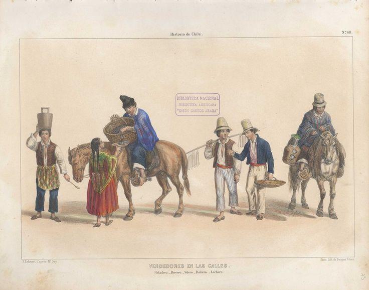 Atlas de la Historia Física y Política de Chile [Láminas, Volumen 1] — Visor — Biblioteca Digital Mundial
