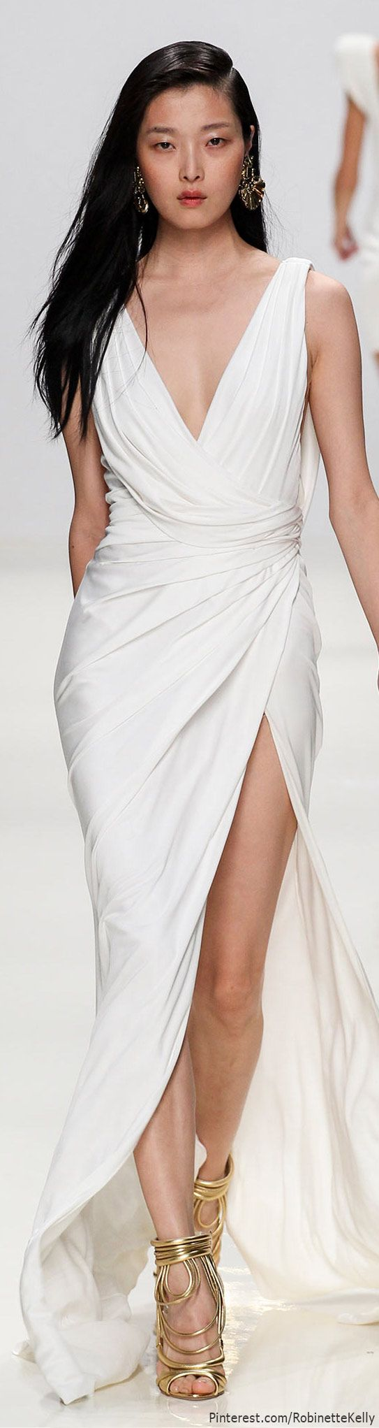 "Valentin Yudashkin | S/S 2014 ♡♥♡♥ Thanks, Pinterest Pinners, for stopping by, viewing, re-pinning, & following my boards. Have a beautiful day! ^..^ and ""Feel free to share on Pinterest ^..^  #topfashion #fashionandclothingblog #fashionupdates *•.¸♡¸.•**•.¸ ┊  ┊ ┊ ┊  ┊  ┊"