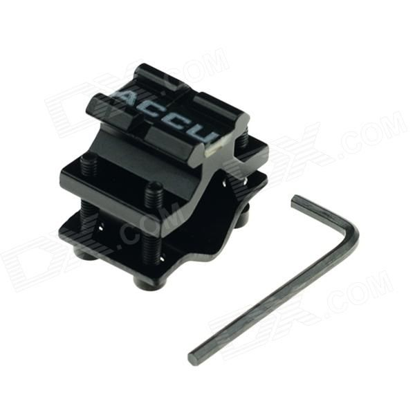 ACCU Aluminum Alloy Gun Mount for 20mm Rail - Black Price: $4.53