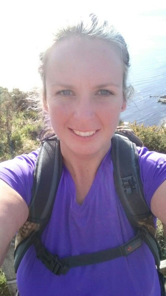 Cook cove hike new Zealand
