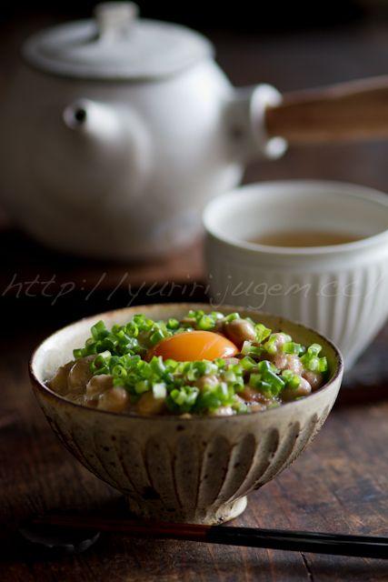 Natto Gohan