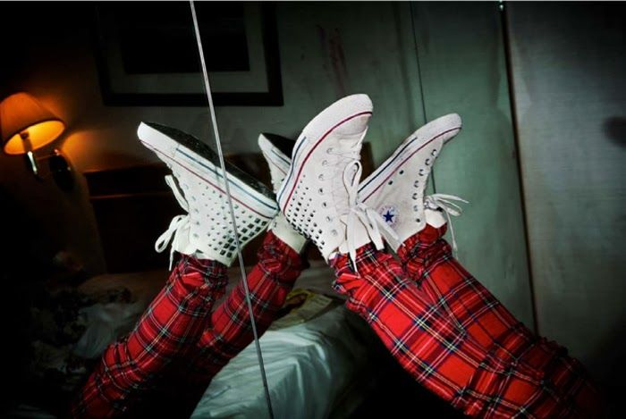 Rock with Converse