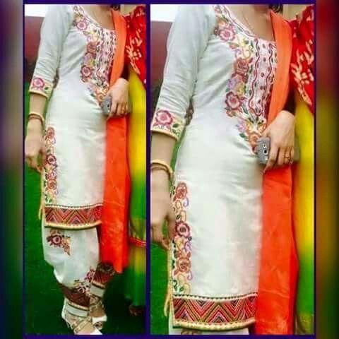 @nivetas Punjabi suit