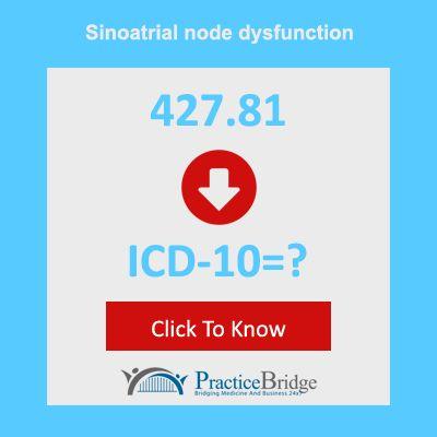 Sinoatrial node dysfunction
