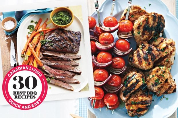 Your monthly meal plan: 30 best BBQ recipes