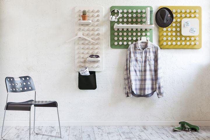 Manolo furniture by Ilario Branca