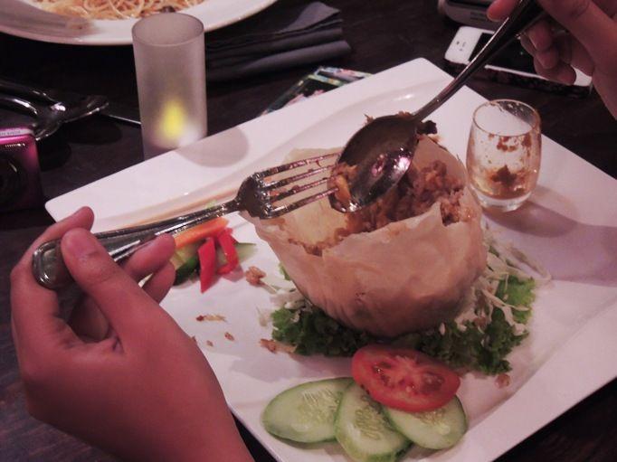 Nasi Goreng at Bistronomy Cafe, Jakarta