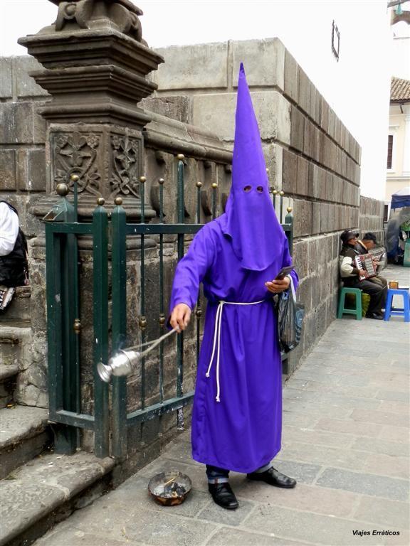Semana Santa en Quito /ECUADOR