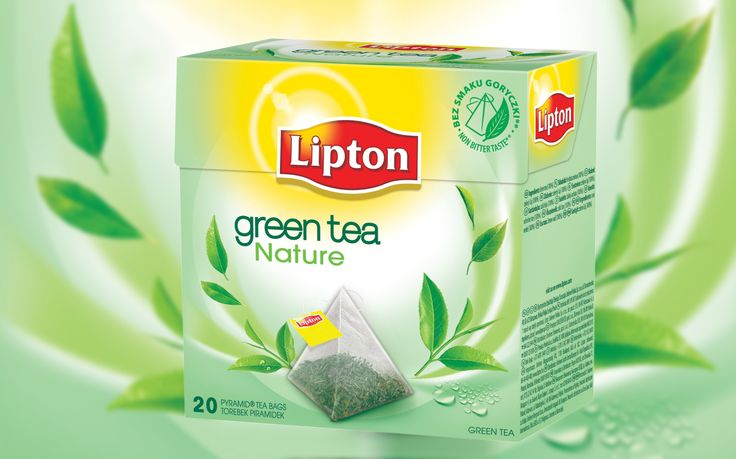 Lipton Green Tea Nature