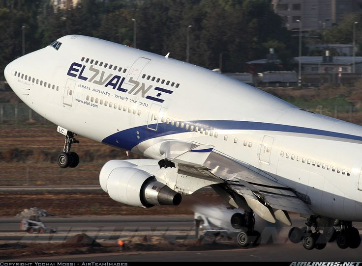 Boeing 747-458 aircraft picture