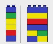 Opdrachtkaarten legoblokken