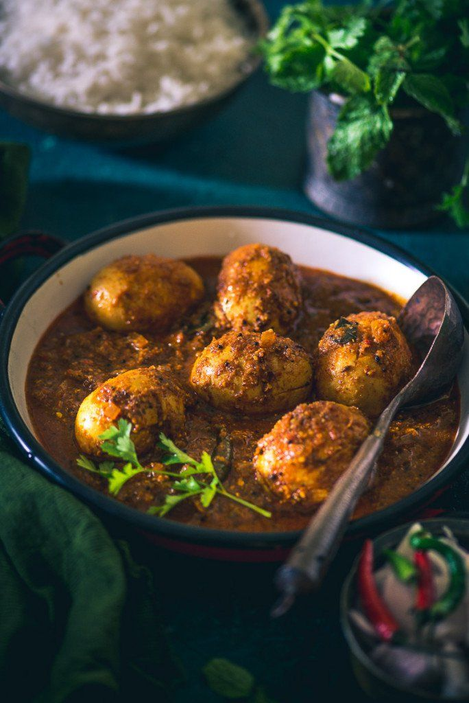 Like all Chettinad curries that I had tried,Chettinad Egg Curry tastes great!The…