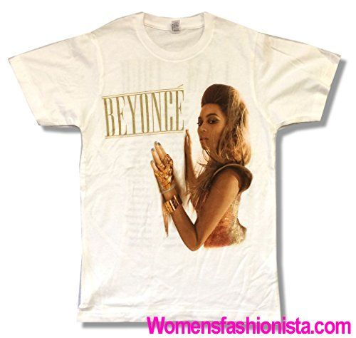 Beyonce I Am 2009 World Tour Adult White T Shirt Soft (S)