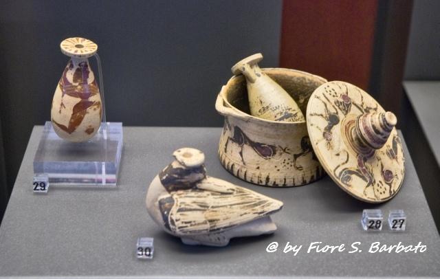 Pontecagnano Faiano (SA), 2008, Museo archeologico nazionale di Pontecagnano. by Fiore S. Barbato, via Flickr #invasionidigitali Invasione Programmata 20/04/2013 ore 10:30
