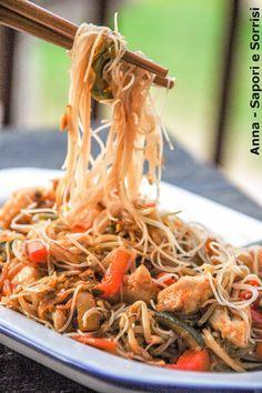 ANNA-SAPORI E SORRISI: cucina asiatica