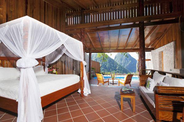 Ladera Resort St Lucia Honeymoons