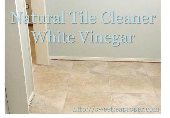 1000 ideas about clean tile floors on pinterest how to clean tiles cleaning tips and cleaning. Black Bedroom Furniture Sets. Home Design Ideas