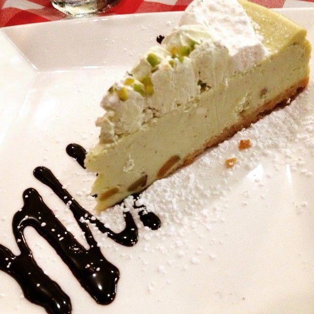 Torta di Ricotta con Pistacchio ~ Pistachio Cheesecake # ...
