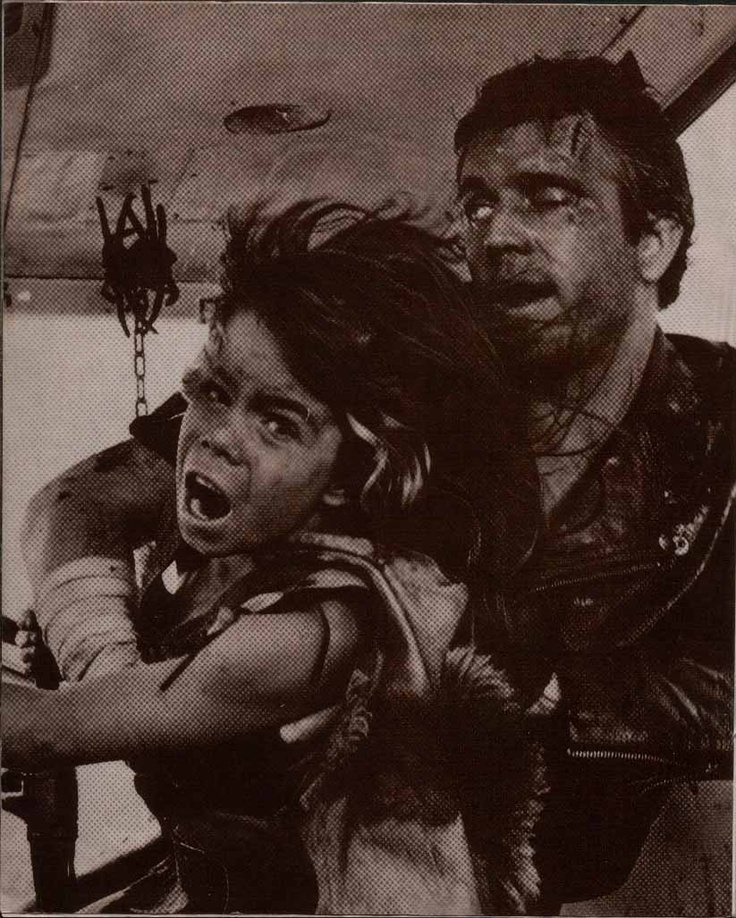 my friend danny said I was like the feral kid in Mad Max when I came back from Burning Man the first time