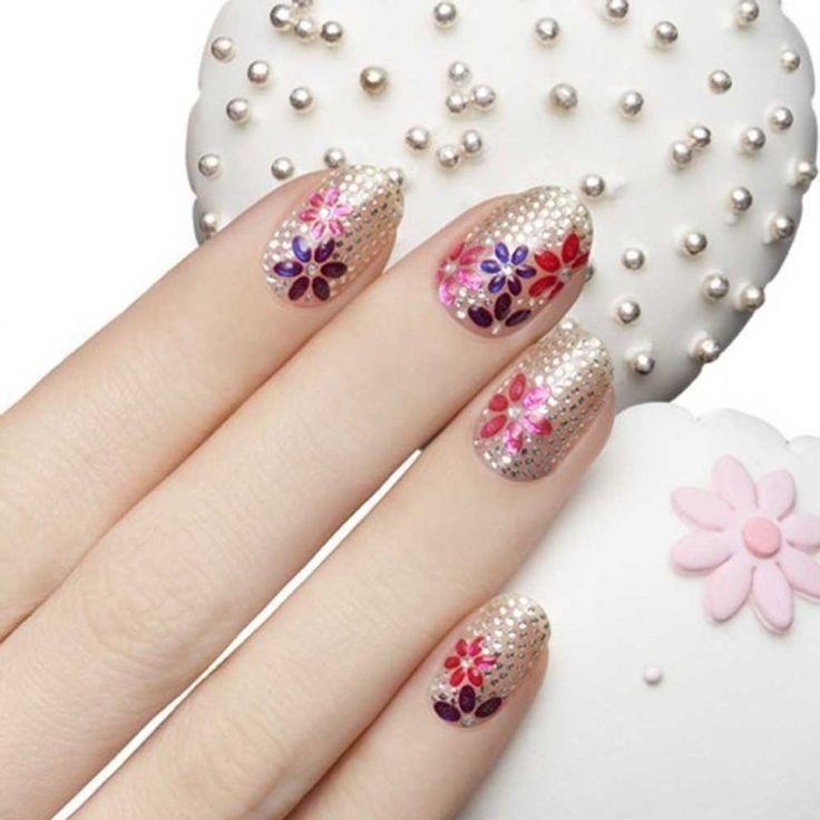 Best 21 Attractive Nail Art ideas on Pinterest | Celebrity nails ...
