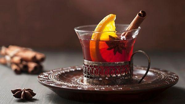 Teplý nápoj zpříjemní sváteční čas.