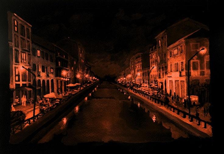 Milano, Waterways