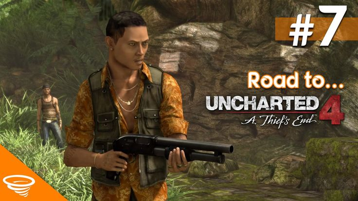 Uncharted Drake's Fortune PS4 - Part 7 - Eddy Raja | Let's Play