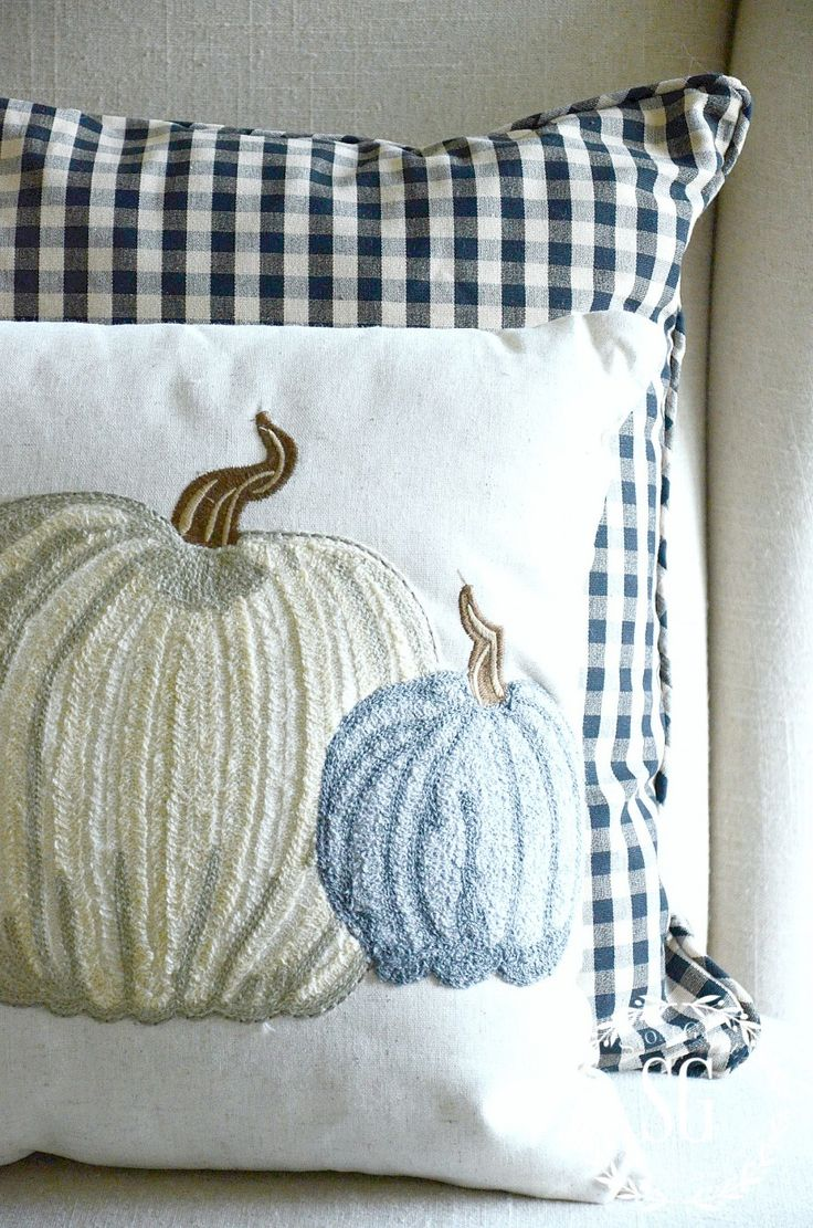 17 Best Images About Pillows On Pinterest Applique