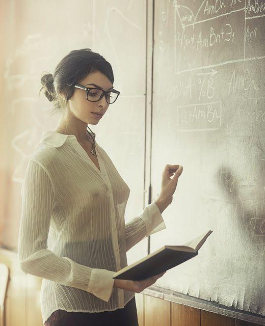 Эротика с преподавателем
