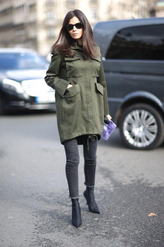 Galerie: Černé džíny podle fashion weeku