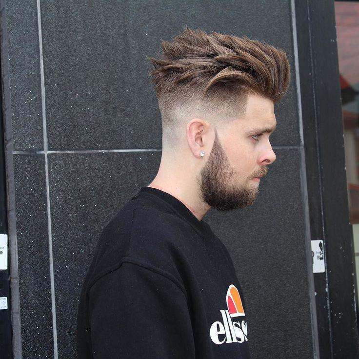 Haircut by m13ky http://ift.tt/1V86dZE #menshair #menshairstyles #menshaircuts #hairstylesformen #coolhaircuts #coolhairstyles #haircuts #hairstyles #barbers