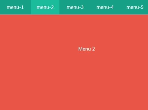 A jQuery/CSS3 based animated side navigation that slides down a menu panel when triggered, with support for hover and touch events.