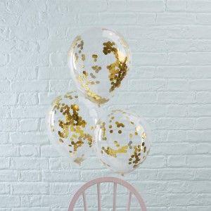 Confetti Baloons