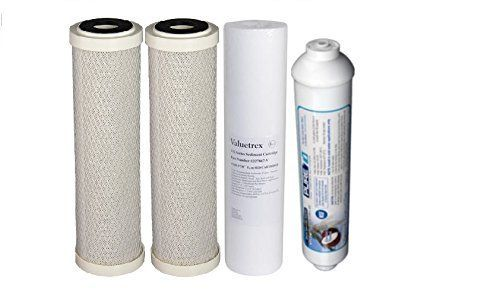 Reverse Osmosis Replacement Filter Set For 5 Stage System