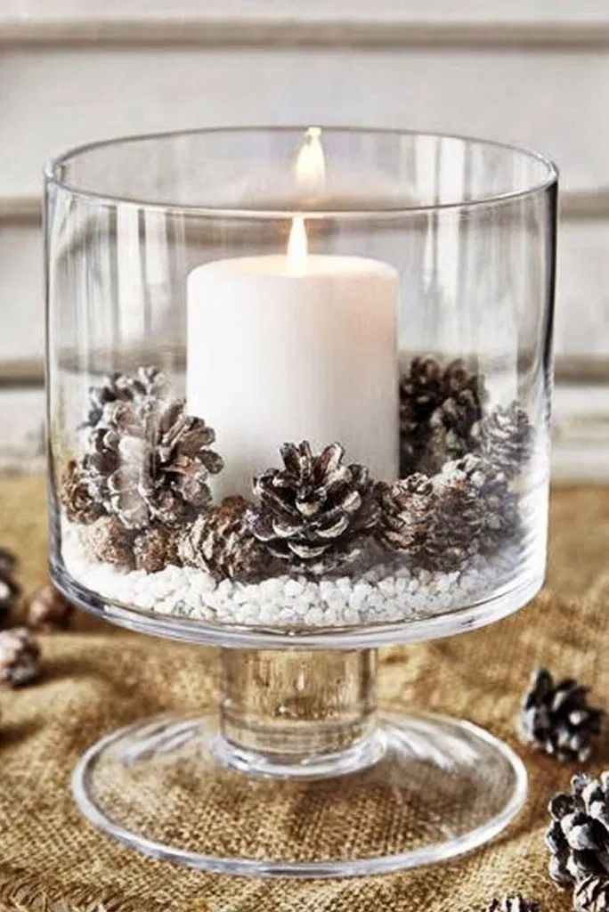 27+ Posh Christmas Home Decor Ideas for Your Beaut…