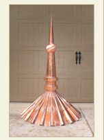 What are pros and cons of roof vents made of copper?