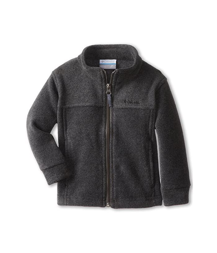 Columbia Kids Steens Mttm Ii Fleece Toddler Charcoal Heather Boy S Fleece The Steens Fleece Jacket Is An Easy In 2020 Columbia Kids Clothes Kids Clothes Australia