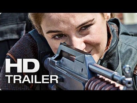 DIE BESTIMMUNG - Divergent Trailer Deutsch German | 2014 [HD]