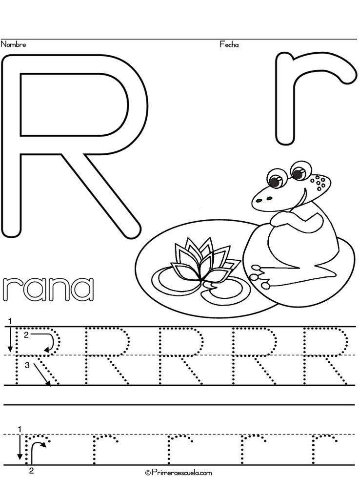 Mejores 326 imágenes de Fonema rr en Pinterest | Aprendizaje, Artes ...