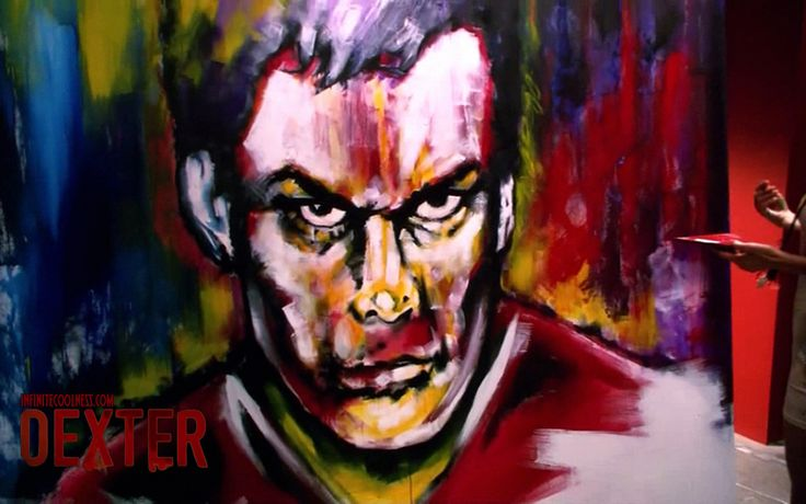 Yeah Michael C. Hall. Love Dexter, Power saw to the People!