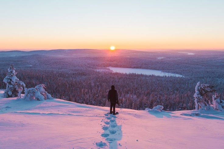 Love to see this view (Ylläs)