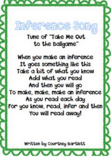 Inference Song and Inferencing ideasReading, Teaching, Schools, Inference Songs, Languages Art, Education, Classroom Ideas, 3Rd Grade, 2Nd Grade